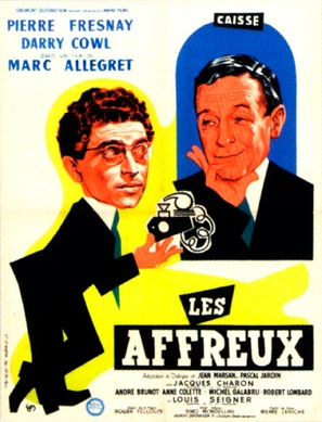 Les affreux - French Movie Poster (thumbnail)