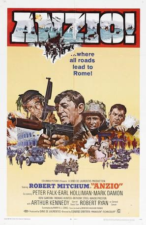Anzio - Movie Poster (thumbnail)
