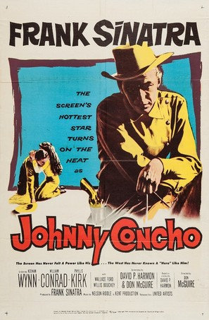 Johnny Concho - Movie Poster (thumbnail)