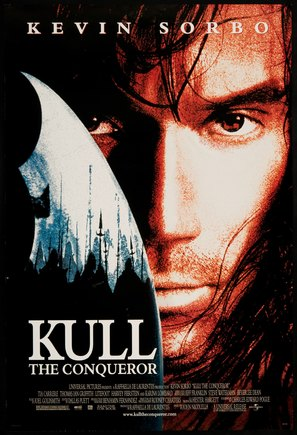 Kull the Conqueror - Movie Poster (thumbnail)