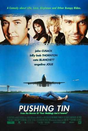 Pushing Tin - Movie Poster (thumbnail)