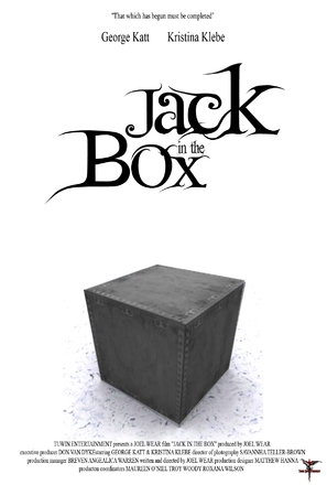 Jack in the Box - Movie Poster (thumbnail)