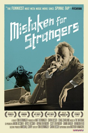 Mistaken for Strangers - Movie Poster (thumbnail)