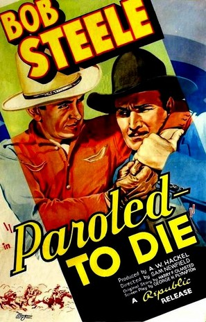 Paroled - To Die