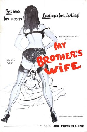 My Brothers Wife - Movie Poster (thumbnail)