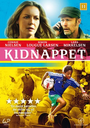 Kidnappet - Danish DVD cover (thumbnail)