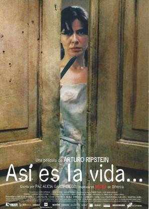 Así es la vida - Spanish Movie Poster (thumbnail)