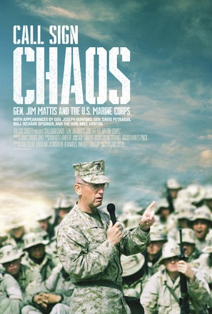 Call Sign Chaos: General Jim Mattis and the U.S. Marine Corps