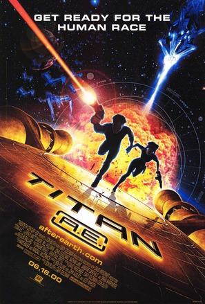 Titan A.E. - Movie Poster (thumbnail)