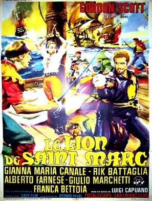 Il leone di San Marco - French Movie Poster (thumbnail)