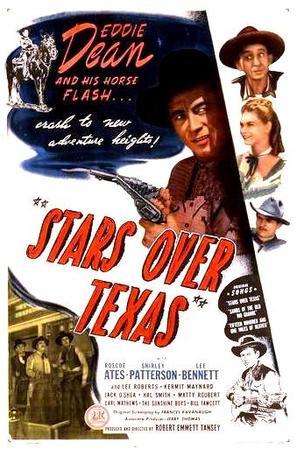 Stars Over Texas - Movie Poster (thumbnail)