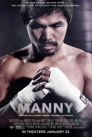 Manny - Movie Poster (thumbnail)