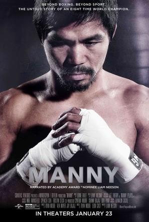Manny - Movie Poster (thumbnail)