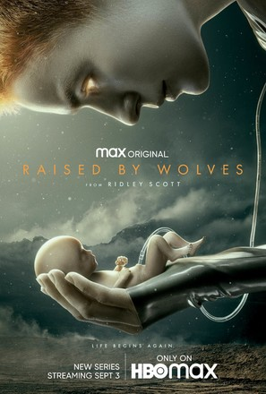 """Raised by Wolves"" - Movie Poster (thumbnail)"