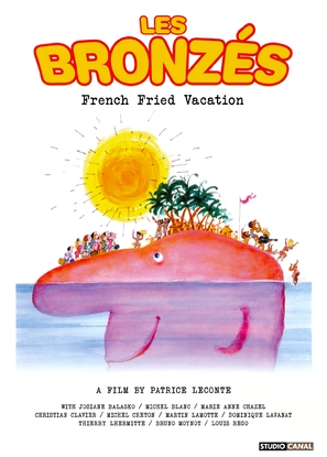 Les bronzés - British Movie Cover (thumbnail)
