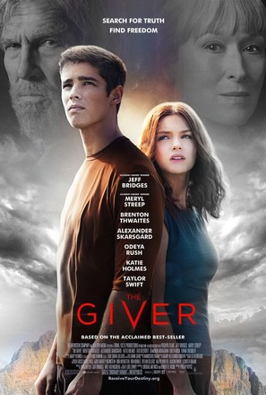The Giver - Movie Poster (thumbnail)