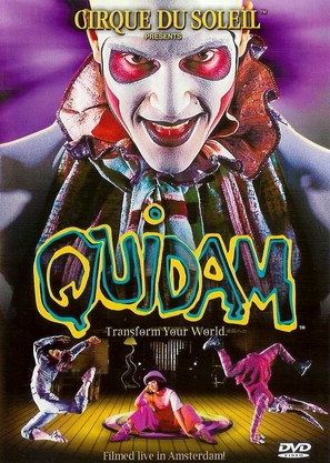 Cirque du Soleil: Quidam - Movie Cover (thumbnail)