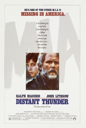 Distant Thunder - poster (thumbnail)