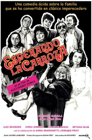 Esperando la carroza - Spanish Movie Poster (thumbnail)