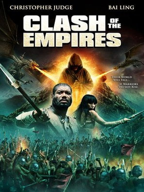 Clash of the Empires - DVD cover (thumbnail)