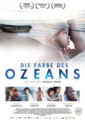 Die Farbe des Ozeans - German Movie Poster (thumbnail)