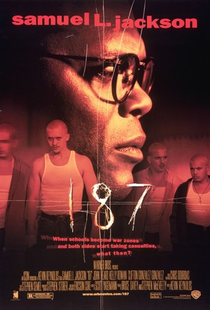 One Eight Seven - Movie Poster (thumbnail)