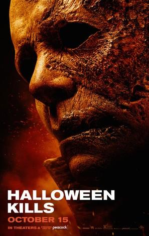Halloween Kills - Movie Poster (thumbnail)