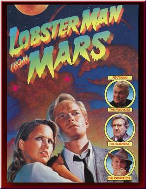 Lobster Man from Mars - poster (thumbnail)