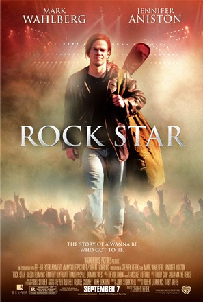 Rock Star - Movie Poster (thumbnail)