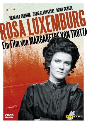 Geduld der Rosa Luxemburg, Die - German Movie Cover (thumbnail)