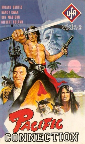 The Pacific Connection - German Movie Cover (thumbnail)