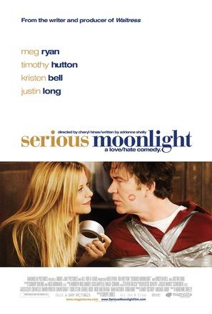 Serious Moonlight - Movie Poster (thumbnail)