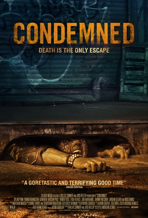 Condemned - Movie Poster (thumbnail)