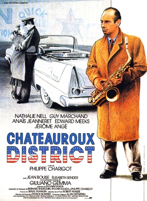 Chateauroux district