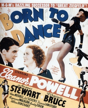 Born to Dance - Movie Poster (thumbnail)