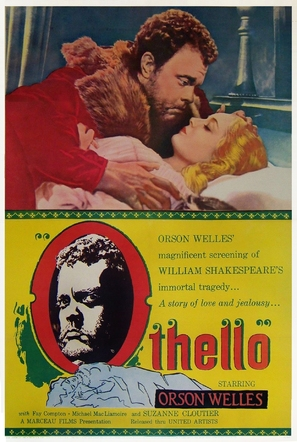 The Tragedy of Othello: The Moor of Venice - Movie Poster (thumbnail)