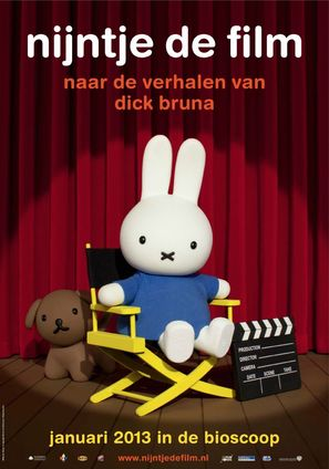 Nijntje de film - Dutch Movie Poster (thumbnail)