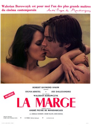 La marge - French Movie Poster (thumbnail)