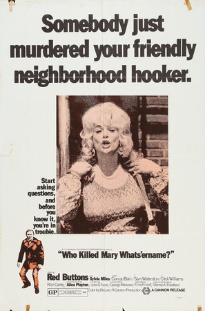 Who Killed Mary Whats'ername? - Movie Poster (thumbnail)