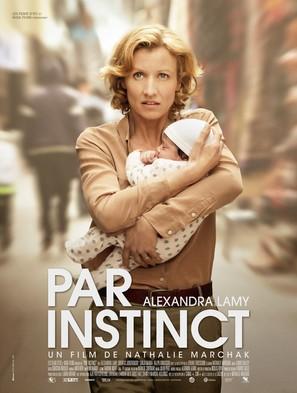 Par instinct - French Movie Poster (thumbnail)