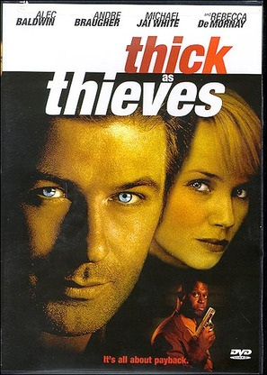 Thick as Thieves - DVD cover (thumbnail)