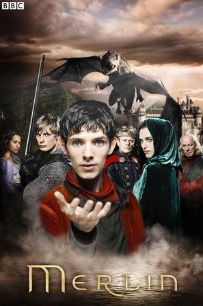 """Merlin"" - British Movie Poster (thumbnail)"