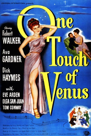 One Touch of Venus - Movie Poster (thumbnail)