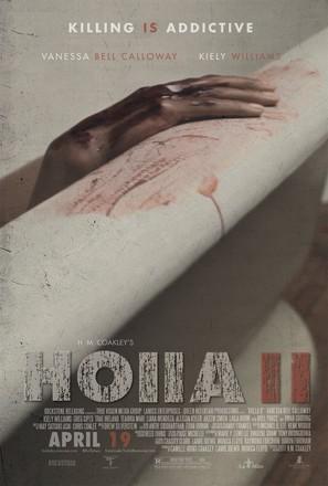 Holla II - Movie Poster (thumbnail)
