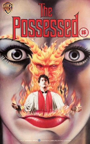 The Possessed - British VHS movie cover (thumbnail)