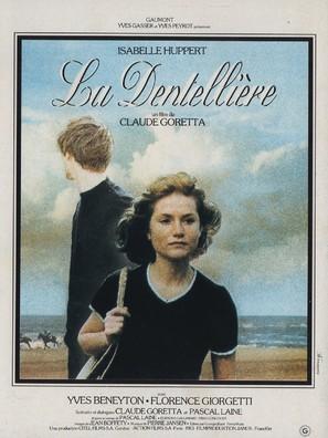 La dentellière - French Movie Poster (thumbnail)