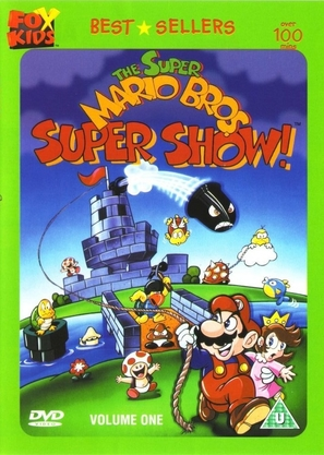 The Super Mario Bros Super Show 1989 Tv Posters