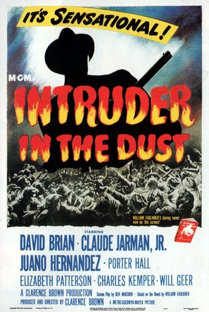 Intruder in the Dust - Movie Poster (thumbnail)
