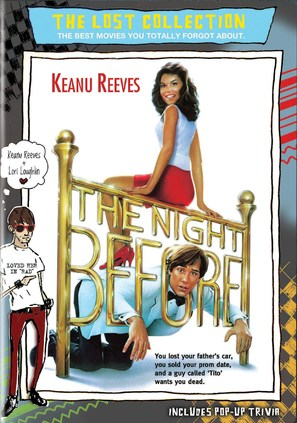 The Night Before - Movie Cover (thumbnail)