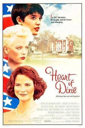 Heart of Dixie - Movie Poster (thumbnail)